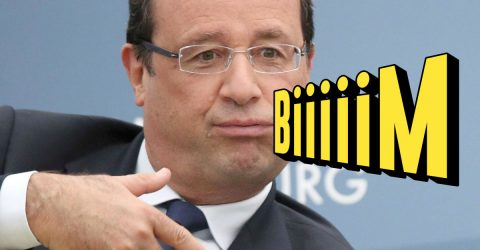 Hollande tacle la profession comptable